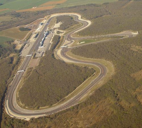 Circuit Dijon-Prenois